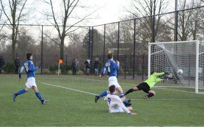 RKSV Bornebroek - Bentelo : 0 - 5