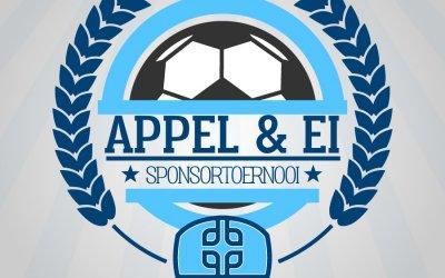 Appel en Ei toernooi 2017: programma bekend