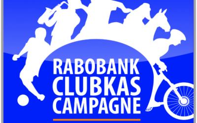 Rabobank clubkas actie!