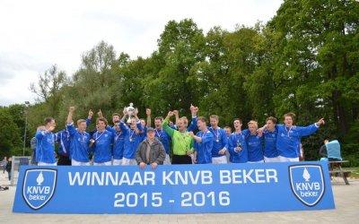 Bentelo 2 - KNVB Bekerwinnaar