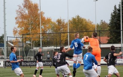 SP Neede 1 – VV Bentelo 1: 3 - 1