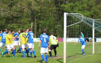 RKSV Bornebroek 1 – VV Bentelo 1 : 0 - 1