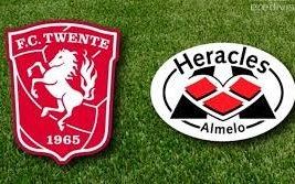 Vertrektijd FC Twente - Heracles