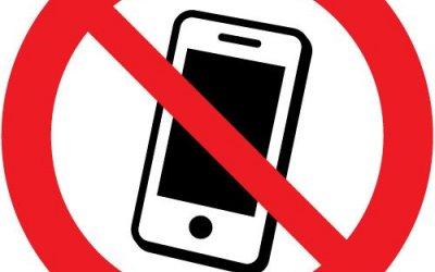 Gebruik mobiele telefoons verboden in de kleedkamers voor jeugdleden VV Bentelo